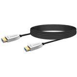 Ruipro 10m Ruipro HDMI Fibre Optic Cable 4K @ 60Hz Slim and Flexible Hdmi Cables
