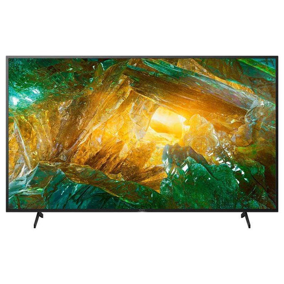 "Sony FWD65X80H 4K QFHD 65"" Edge LED TV Android 9.0 Pie"