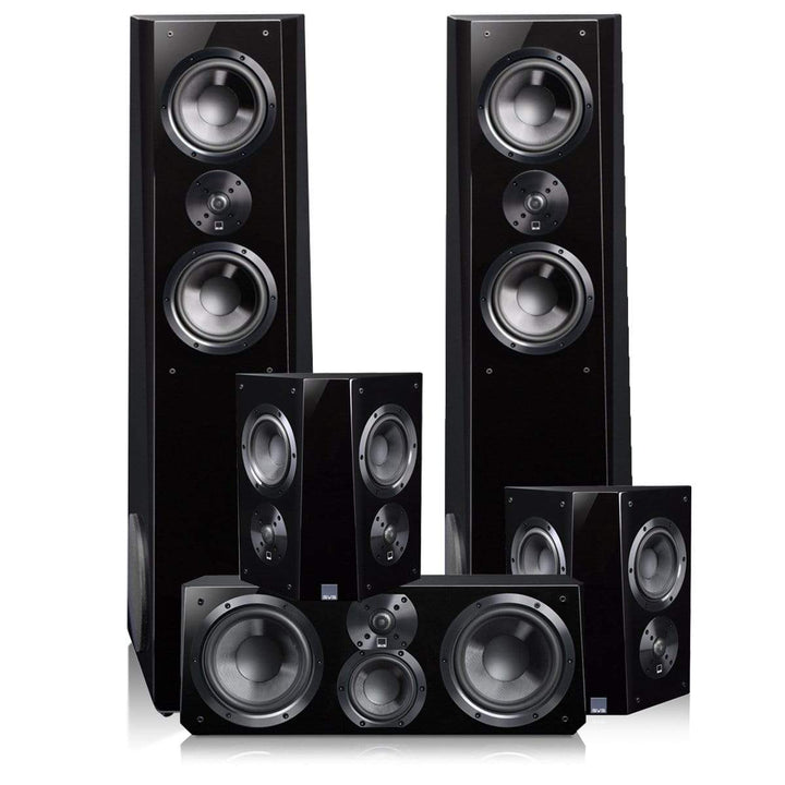 SVS Sound SVS Ultra Tower 5ch Home Theatre Speaker Package Speaker Packages