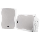 "Wintal Wintal 6.5"" Active Box Speaker White Wintal 60W RMS 130W Max Outdoor Speakers"