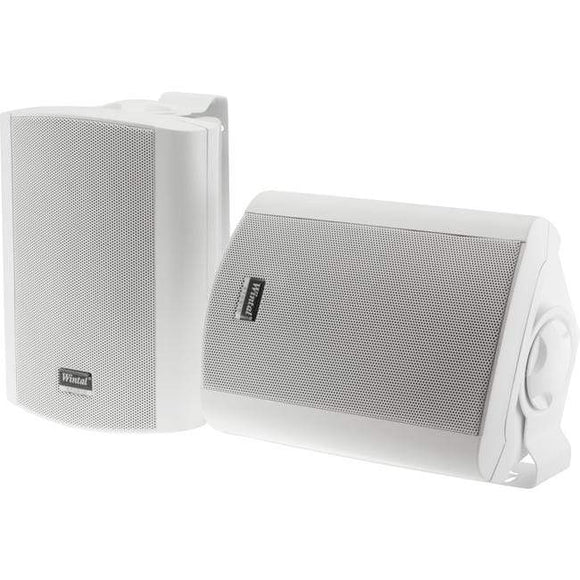 "Wintal 5"" Outdoor Speaker (White)"