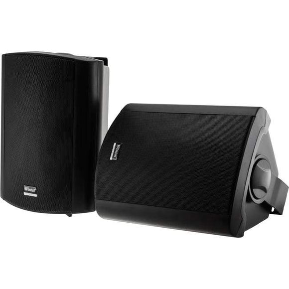 "Wintal 6"" Outdoor Speaker (Black)"