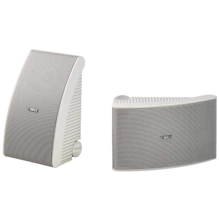 "Yamaha Yamaha Outdoor Speakers All Weather White 6.5"" Pair - NS-AW592 Outdoor Speakers"