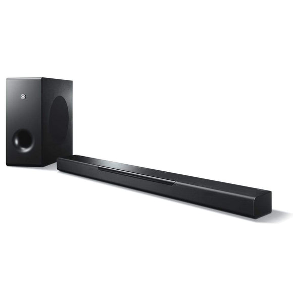 Yamaha YAS-408 MusicCast Bar 400 Soundbar Wireless Subwoofer