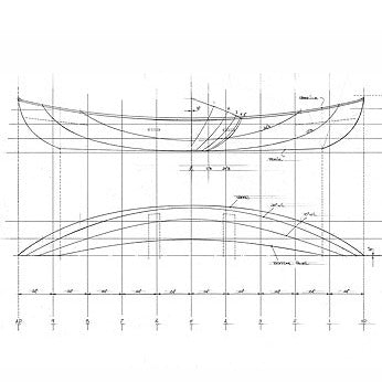 20 ft Surf Dory, Design # 154