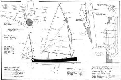 17ft Beach Cruiser Design #226