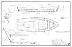 14ft Outboard Skiff, Design #180