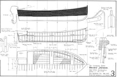 14ft Outboard Skiff  Design #189