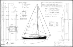 30FT Cutter, Design #212