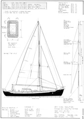 45ft Cutter, Design #226