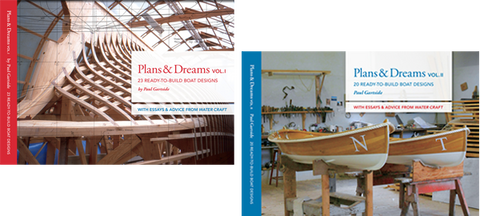 Book Bundle: Plans & Dreams Volume I & II