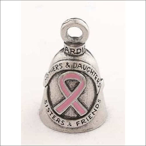 BREAST CANCER GUARDIAN BELL - BELL
