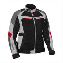 CASTLE WOMENS PASSION AIR JACKET - S / RED - JACKET