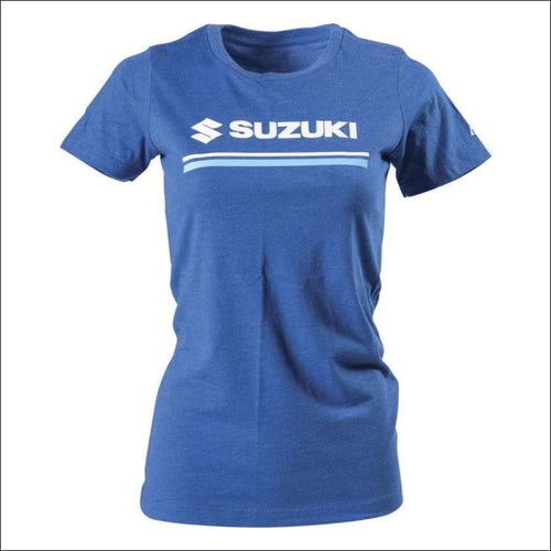 FACTORY EFFEX WOMENS SUZUKI STRIPES TEE - TEE