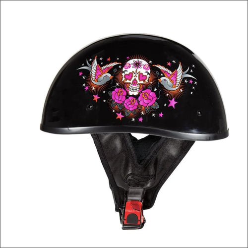 FULMER TAC 301 SMOOTHIE SHORTY HALF HELMETS - HELMET