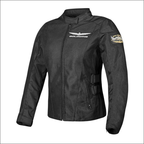 HONDA WOMEN'S GOLD WING MESH TOURING JACKET - S / BLACK - JACKET