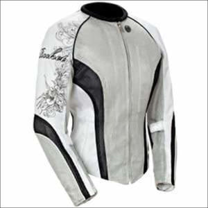 JOE ROCKET LADIES CLEO 2.2 MESH JACKET - XS / SILVER/BLACK/WHITE - JACKET