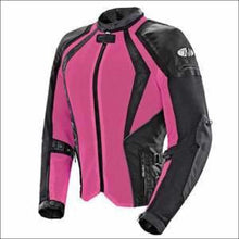 JOE ROCKET LADIES CLEO ELITE MESH JACKET - XS / PINK - JACKET