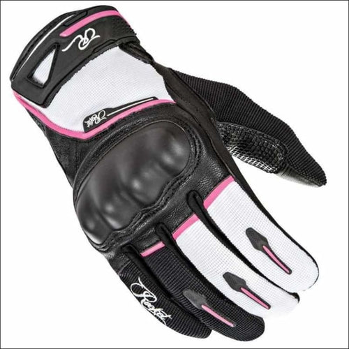 JOE ROCKET LADIES SUPER MOTO SHORT HYBRID GLOVE - S - GLOVES