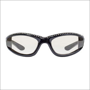 MARILYN 11 PHOTOCHROMATIC WOMENS MOTORCYCLE RIDING GLASSES - GLASSES