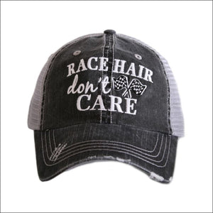 RACE HAIR DONT CARE HAT - HAT
