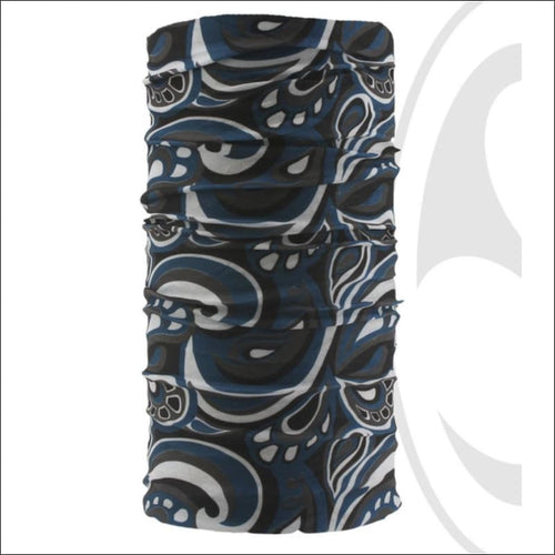 SCHAMPA TUBE - BLUE SWIRLS