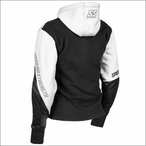 SPEED AND STRENGTH CAT OUTA HELL ARMORED HOODY - Jacket
