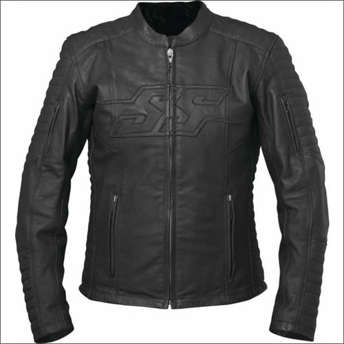 SPEED AND STRENGTH HELLCAT WOMENS LEATHER JACKET - JACKETS