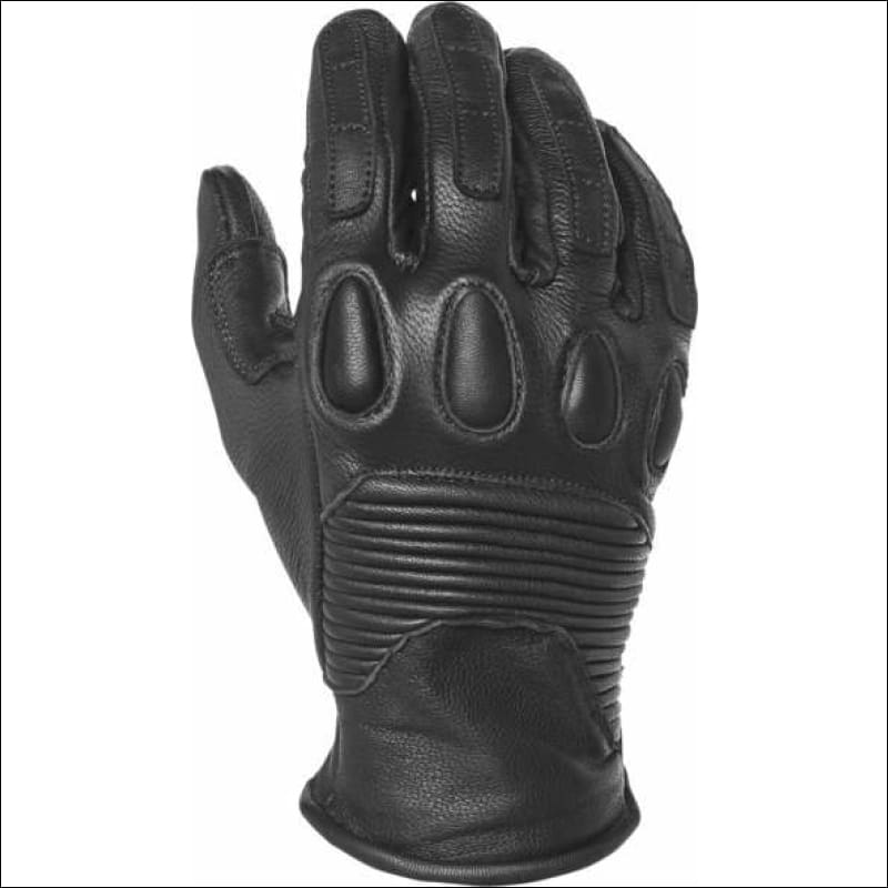 SPEED AND STRENGTH PIXIE LEATHER GLOVE - S / BLACK - GLOVES