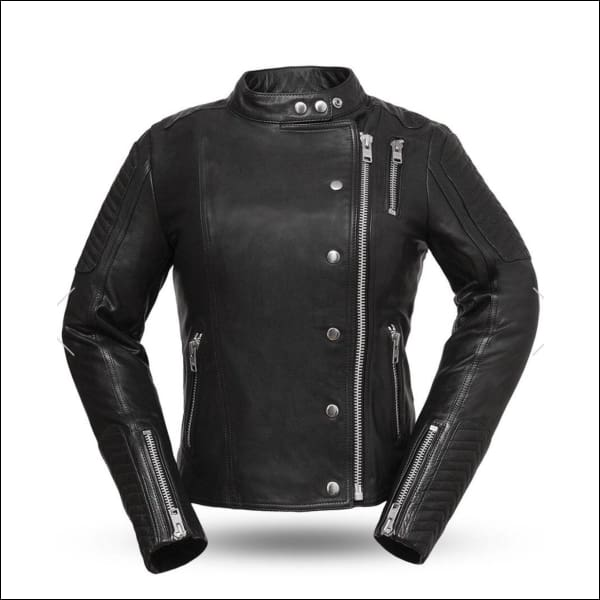 WARRIOR PRINCESS WOMENS LEATHER JACKET - JACKET