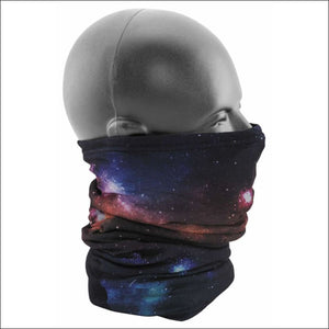 ZANHEADGEAR ORION FLEECE LINED MOTLEY TUBE - HEADWEAR