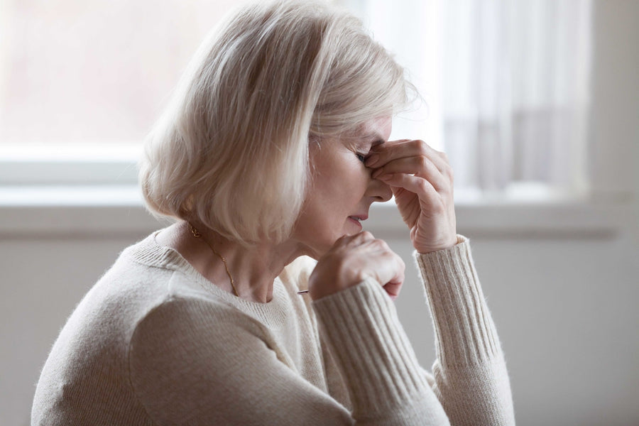 Dry Eyes And Post Menopause - Dry Eye Care