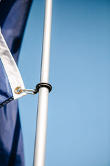 16-Foot Fiberglass Flagpole