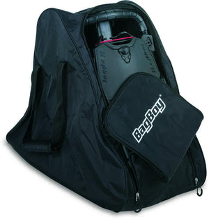 Three-Wheel Carry Bag