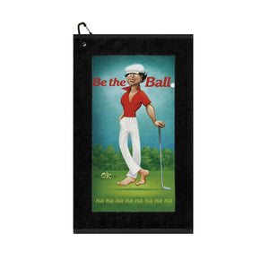 David O'Keefe Tribute to Caddyshack Edge™ Towel - Ty Webb