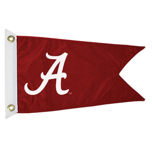 "12"" x 18"" Collegiate Pennant Flag"