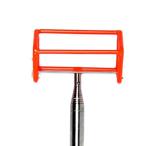 Orange Two Ball Golf Ball Retriever