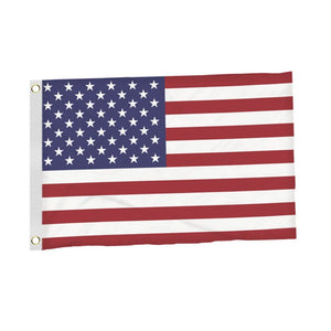 "12"" x 18"" National Flag"