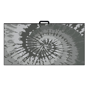 Ultimate Microfiber Towel | Gray Swirl Tie Dye