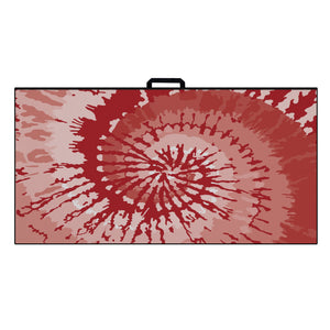 Ultimate Microfiber Towel | Red Swirl Tie Dye