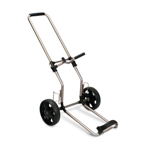 Dual Tube Rental Cart