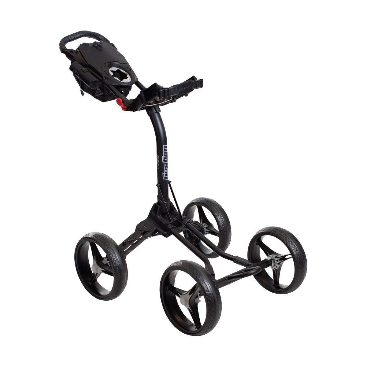 Quad XLR Rental Cart
