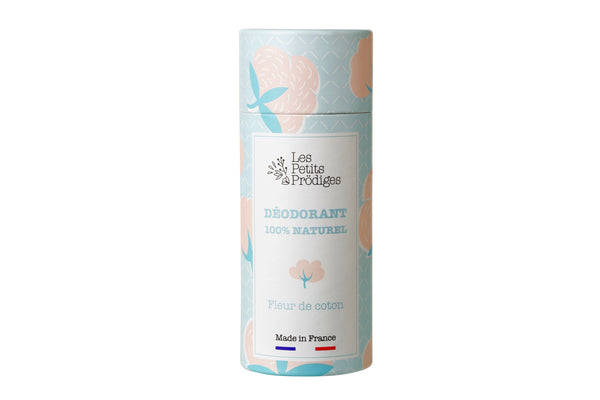 Déodorant Stick Végan Fleur de Coton 100% naturel - HOME TO YOU