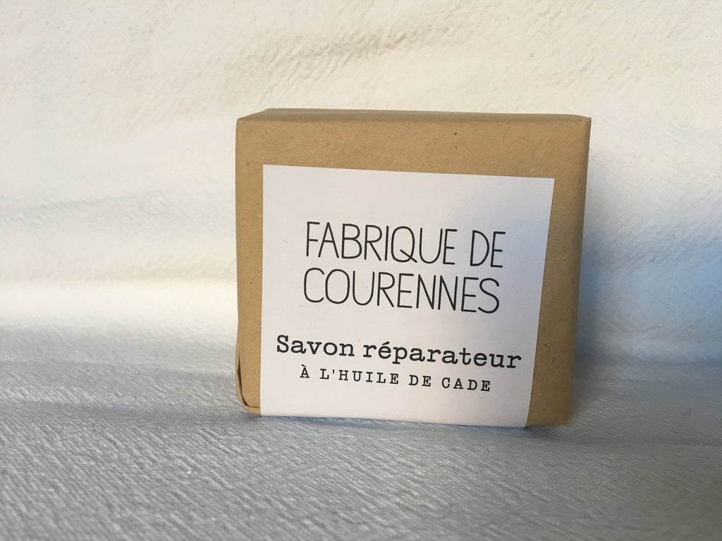 Savon réparateur au cade home made - HOME TO YOU