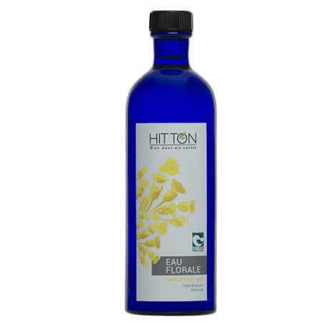 Eau florale d'immortelle  bio HITTON - HOME TO YOU