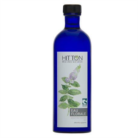 Eau florale de menthe poivrée  bio HITTON - HOME TO YOU