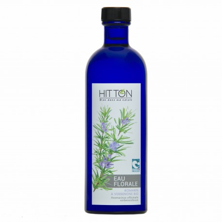 Eau florale de romarin verbénone  bio HITTON - HOME TO YOU
