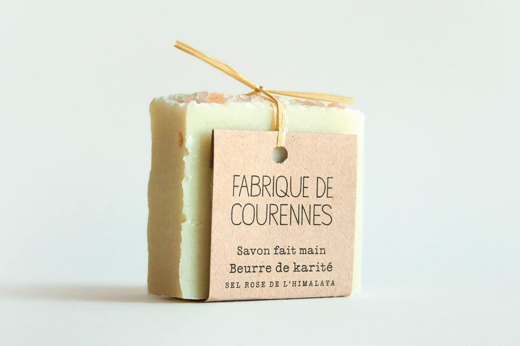 Savon au beurre de karité home made - HOME TO YOU