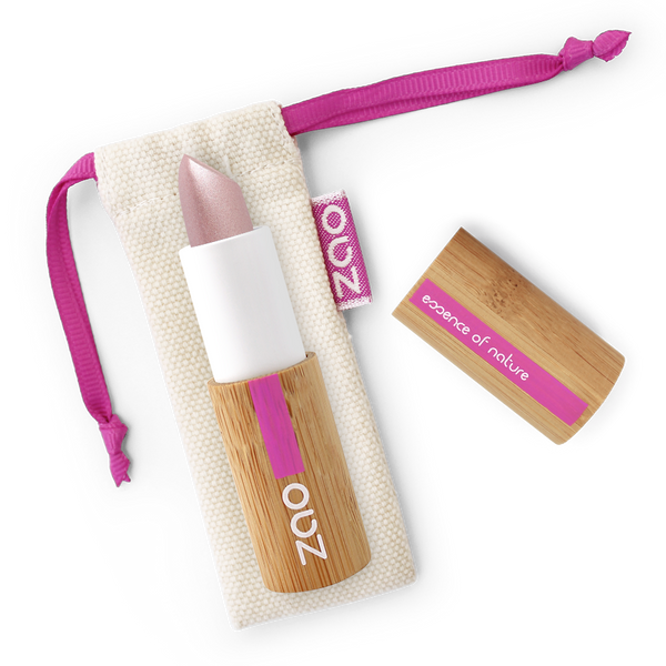 Rouge à lèvres nacré Vegan certifié Bio ZAO - HOME TO YOU