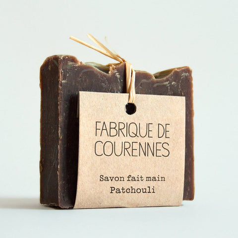 Savon au patchouli home made - HOME TO YOU